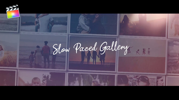 Slow Paced Gallery