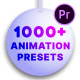 Handy Animation Preset For Premiere Pro - VideoHive Item for Sale