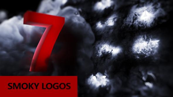 Smoke Logos Pack