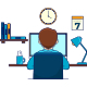 Business People are Busy Working - GraphicRiver Item for Sale