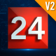 News Broadcast - VideoHive Item for Sale
