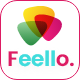 Feello - Personal Blog XD Template - ThemeForest Item for Sale