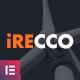 iRecco - Wind & Solar Energy WordPress Theme - ThemeForest Item for Sale