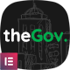 TheGov -  Municipal and Government WordPress Theme - ThemeForest Item for Sale