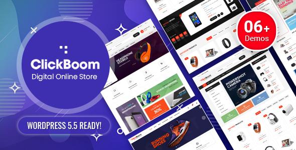 Review: ClickBoom - Digital Store WooCommerce WordPress Theme (6+ Homepage Designs) free download Review: ClickBoom - Digital Store WooCommerce WordPress Theme (6+ Homepage Designs) nulled Review: ClickBoom - Digital Store WooCommerce WordPress Theme (6+ Homepage Designs)