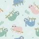 Childish Seamless Pattern with Sloths - GraphicRiver Item for Sale