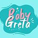 Baby Greta - GraphicRiver Item for Sale