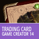 Trading Card Game Creator - Vol 14 - Fairytale Book - GraphicRiver Item for Sale