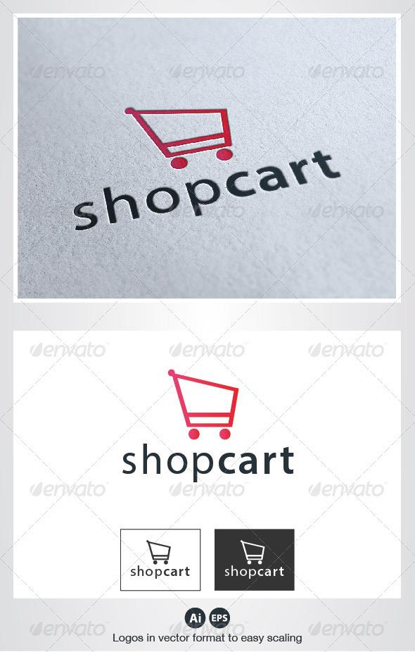 Shop Cart Logo