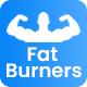 Fat burners - ThemeForest Item for Sale