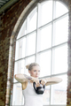 Fit young woman exercising with kittlebell in health club - PhotoDune Item for Sale