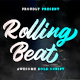 Rolling Beat - GraphicRiver Item for Sale