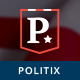 Politix - Political Campaign WordPress Theme - ThemeForest Item for Sale