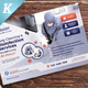 Cleaning & Disinfection Services Postcard Templates - GraphicRiver Item for Sale