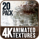 20 Grunge Textures Overlays Pack - VideoHive Item for Sale