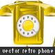 Retro Phone 02 - GraphicRiver Item for Sale