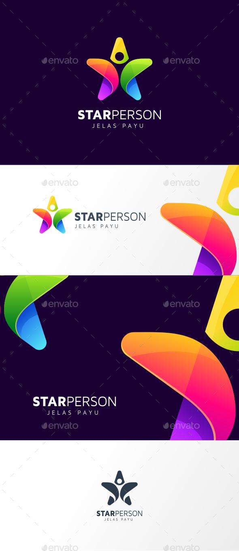 Star Person Logo