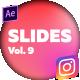 Instagram Stories Slides Vol. 9 - VideoHive Item for Sale