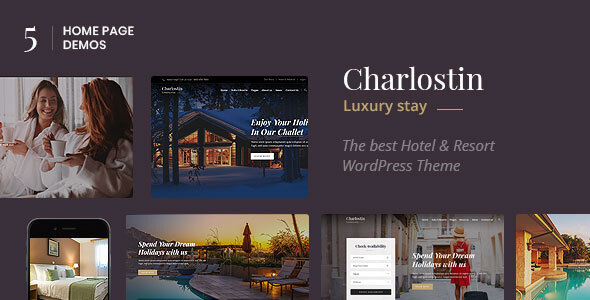 Charlostin Hotel & Resort Booking