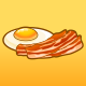Bacon & Egg - GraphicRiver Item for Sale