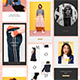 50 Instagram Stories & Post Template - GraphicRiver Item for Sale