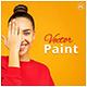 Vector Paint Photoshop Action - GraphicRiver Item for Sale