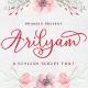 Arilyam Script - GraphicRiver Item for Sale