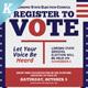 Voter Registration Flyer Templates - GraphicRiver Item for Sale