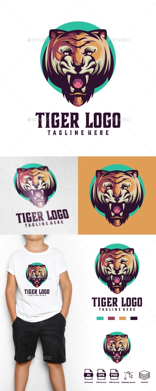 Tiger Logo Templates