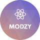 Modzy -  React Landing Page Template - ThemeForest Item for Sale