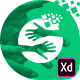 Povert - Nonprofits Charity Adobe XD Template - ThemeForest Item for Sale