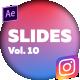 Instagram Stories Slides Vol. 10 - VideoHive Item for Sale