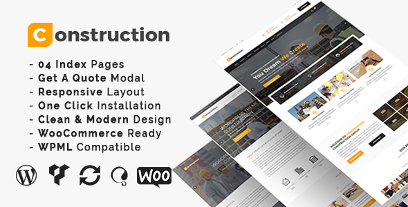 Review: Construction - Building Business and Renovation WordPress Theme free download Review: Construction - Building Business and Renovation WordPress Theme nulled Review: Construction - Building Business and Renovation WordPress Theme