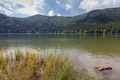 Saint Ana volcanic lake in Romania - PhotoDune Item for Sale