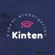Kinten - Kindergarden & Play School  PSD Template - ThemeForest Item for Sale