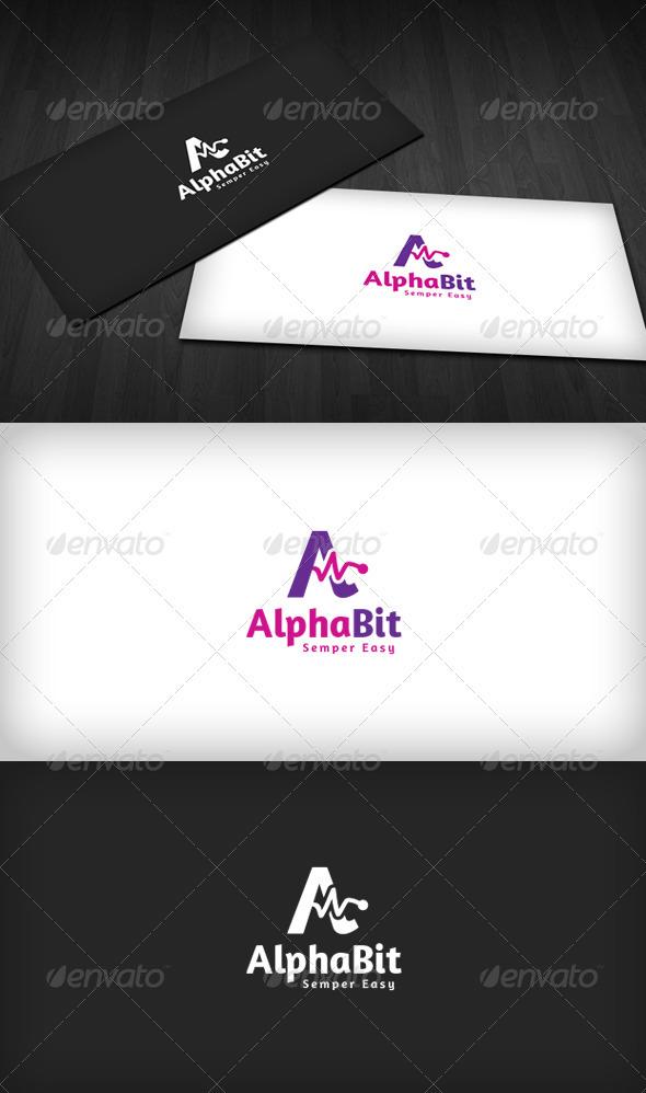 Alpha Bit Logo