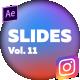 Instagram Stories Slides Vol. 11 - VideoHive Item for Sale
