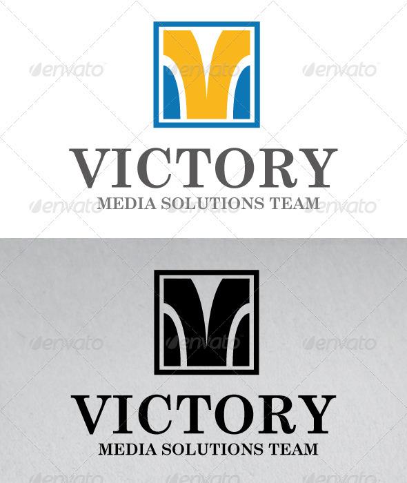 Victory Media Logo