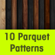 10 Parquet Floor Patterns - GraphicRiver Item for Sale