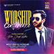Worship Conference Church Flyer/Poster - GraphicRiver Item for Sale