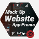 Mock-Up Website App Promo - VideoHive Item for Sale