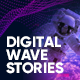 Digital Wave Stories - VideoHive Item for Sale