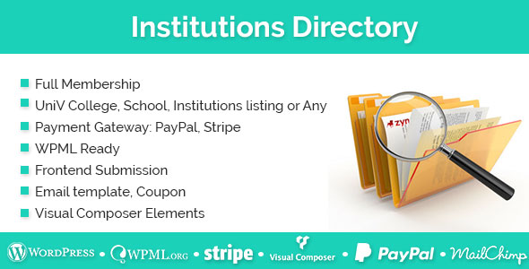 Institutions Directory