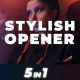 Stylish Rhythmic Opener - VideoHive Item for Sale