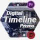 Digital Timeline Promo - VideoHive Item for Sale