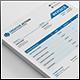 Invoice Design Template - GraphicRiver Item for Sale