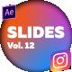 Instagram Stories Slides Vol. 12 - VideoHive Item for Sale