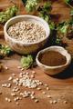 Hops, wheat and malt - PhotoDune Item for Sale