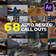 Auto Resizing Call-Outs - VideoHive Item for Sale