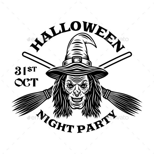 Halloween Emblem